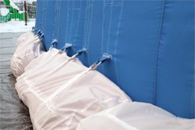 БАЛЛАСТОВЫЙ ГРУЗ, БАЛЛАСТОВЫЙ ГРУЗ для крепления надувного ангара, как установить надувной ангар,