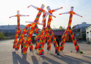 Воздушный танцор – аэромен