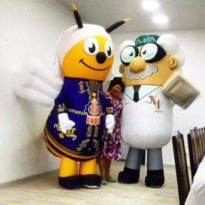 наувной костюм, аэрокостюм. пневмокостюм, костюм пчелы, костюм агронома