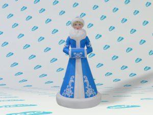 Новогодняя надувная снегурочка, надувная снегурочка, надувная фигура снегурочка, надувная снегурочка для улицы, надувные снегурочка и дед мороз, снегурочка, снегурка, надувная снегурка, Новый год