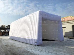 надувной гараж для авто