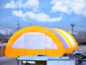 Надувной ангар – выставочный центр, надувной ангар, пневмоангар, пневмокаркасный ангар,
