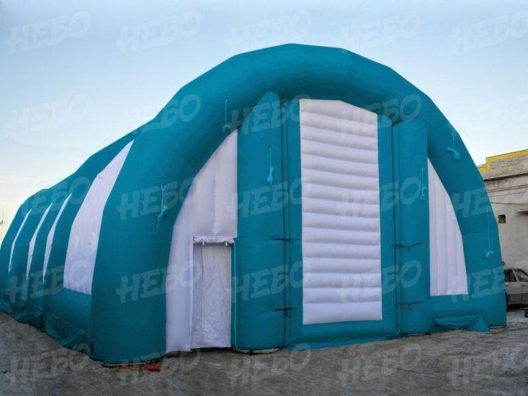 Надувной склад сезонного хранения, надувнй ангар, надувной ангар купить в москве,