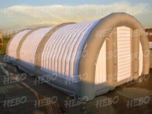 Надувной выставочный ангар, надувной ангар, пневмокаркасный ангар, выставочный центр, мобильный выставочнй комплекс,