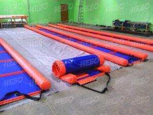 Надувное устройство спасения из ледяной полыньи (УСЛП)