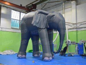 надувная слониха