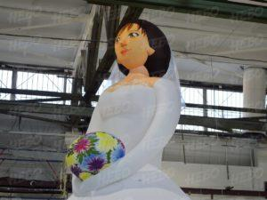 Невеста аэрофигура