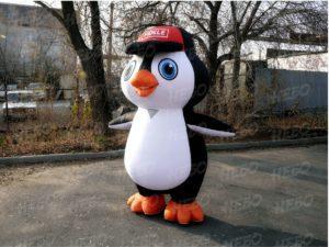 Костюм для аниаматора пингвин