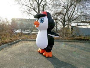 Поромокостюм пингвин