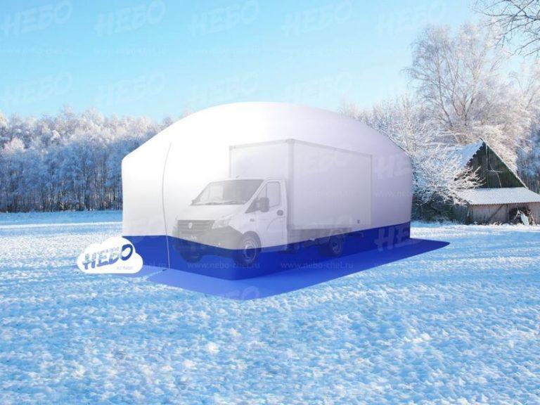 палатка для ремонта техники в полевых условиях