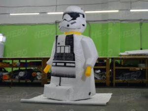 Надувная фигура Lego штурмовик