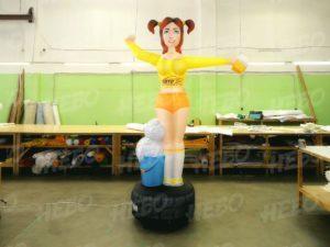 Рукомах – девушка для автомойки