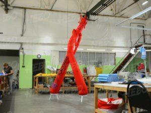 Воздушный танцор – sky dancer tube man