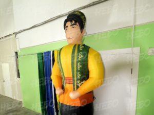 Надувная фигура на Сабантуй юноша