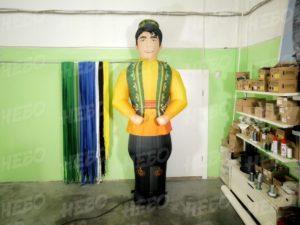 Надувная фигура на Сабантуй мужчина