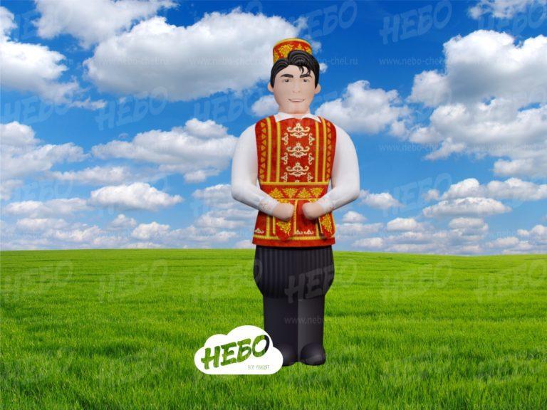 Надувной юноша татарин