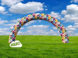 Надувная арка Облако слов