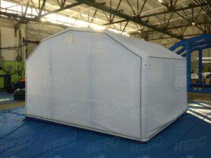 Пневмокаркасный модуль – надувная судейская палатка – ПКМ-Н14