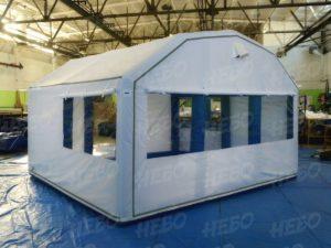 Пневмомодуль – надувная судейская палатка