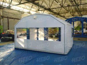 Пневмомодуль – надувная судейская палатка – ПКМ