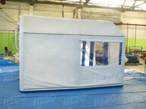 модуль пневмокаркасный – надувная судейская палатка – ПКМ-Н14