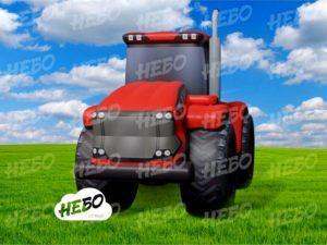 Надувная фигура трактор