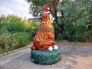 Фигура надувной Тигр символ года