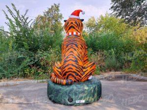 Надувная фигура Тигр символ 2022 года