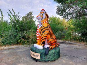 Надувная фигура Тигр символ года