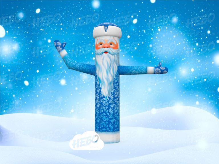 Надувной Дед Мороз зазывала