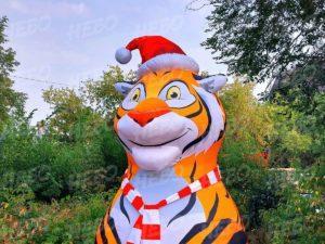 Тигр надувной символ года